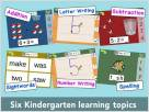 TeachMe: Kindergarten screenshot
