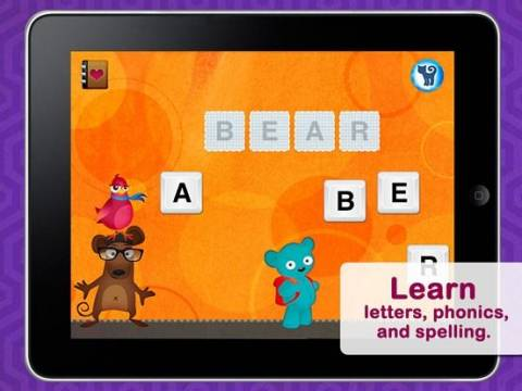 Letterschool Kids Learn To Write The Abc Alphabet Screenshot Thumbnail