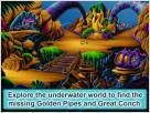 Freddi Fish and The Stolen Shell screenshot