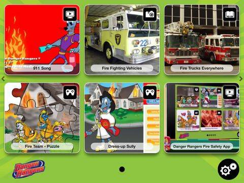 Fire Safety Game Fire Trucks Fire Safety