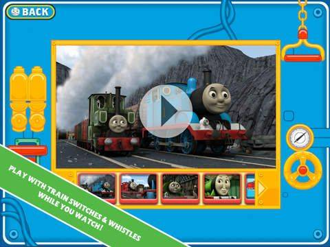 thomas steam and speed instructions