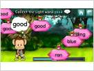 Monkey Word School Adventure screenshot