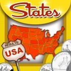 Learn the States - USA Capital and Geography Fact Learning