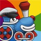 Rainbow Train: Teach Colors.