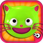 Preschool EduKitty-Amazing Early Learning Fun Educational Quiz Games for Toddlers and Preschoolers To Learn Numbers,Colors,Sounds,Shapes,Math,Memory Match,Directions! Great App For Brain Development and IQ - Baby Toddler and Preschool Kids Education App!