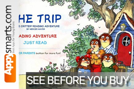 The Trip Little Critter - Android version - app review (video)