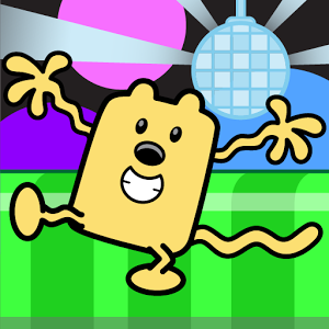Wubbzy's Dance Party - Android version