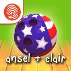 Ansel & Clair: American Bowl - A Fingerprint Network App