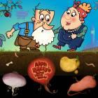 Alph and Betty's Topsy Turvy World