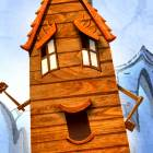 The House That Went On Strike Original Story App for the iPad