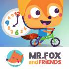 What's the Time Mr.Fox - Explore daily routines with your toddler