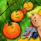 A Hide & Seek Halloween Tale - The Adventures of Jacques & Missy in The Spooky House