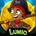 open Treasure Sums - Lumio addition and subtraction math games for kids
