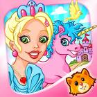 Amazing Princess Fairy Tale Puzzle And Coloring Book – Game for Kids and Toddlers