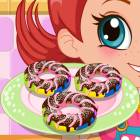 Baked Rainbow Doughnuts - Android Version