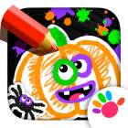 DRAWING for Kids and Toddlers. Learning Games Free - Android Version