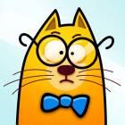 Brain Cat Game - Funny IQ Test