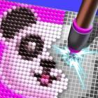 Diamond Painting ASMR Coloring - Android Version