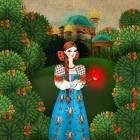 Scarlet Flower fairy tale