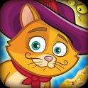 Grimm's Puss in Boots - Android version