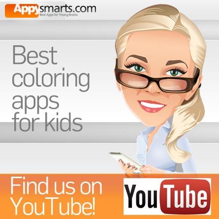 Best coloring apps for kids - Appysmarts